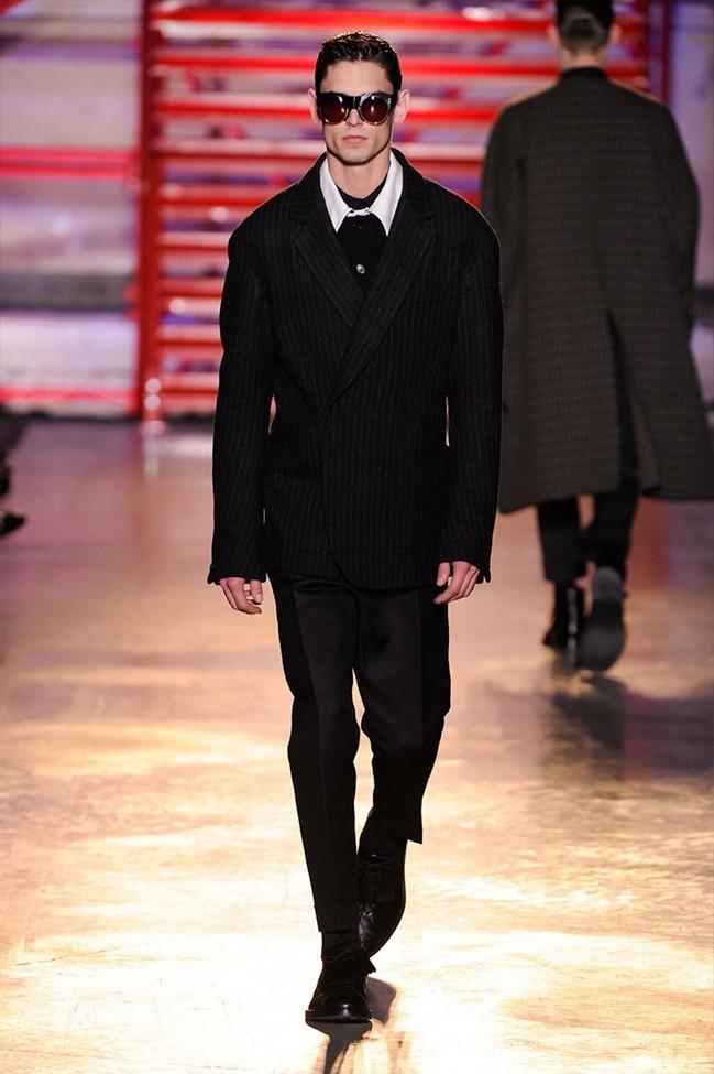 PARIS FASHION WEEK Cerruti Menswear Fall 2014. www.imageamplified.com, Image Amplified (4)