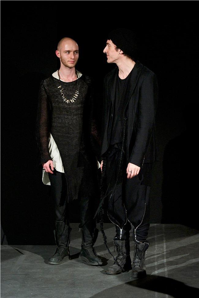 PARIS FASHION WEEK Cedric Jacquemyn Menswear Fall 2014. www.imageamplified.com, Image Amplified (15)