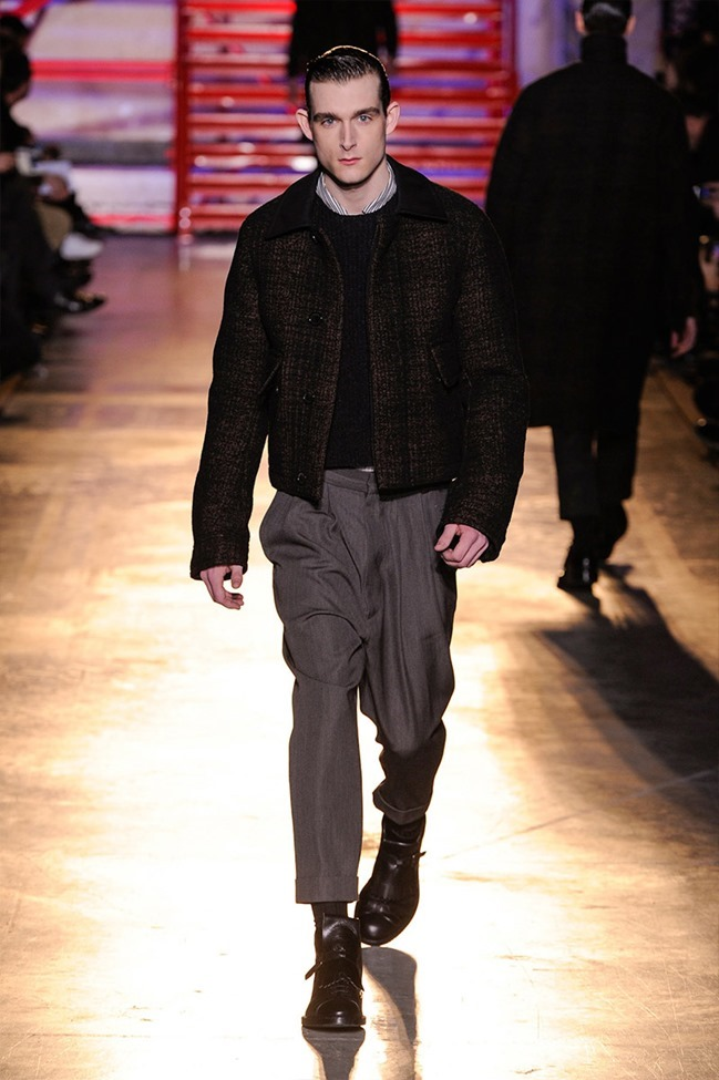 PARIS FASHION WEEK Cerruti Menswear Fall 2014. www.imageamplified.com, Image Amplified (17)