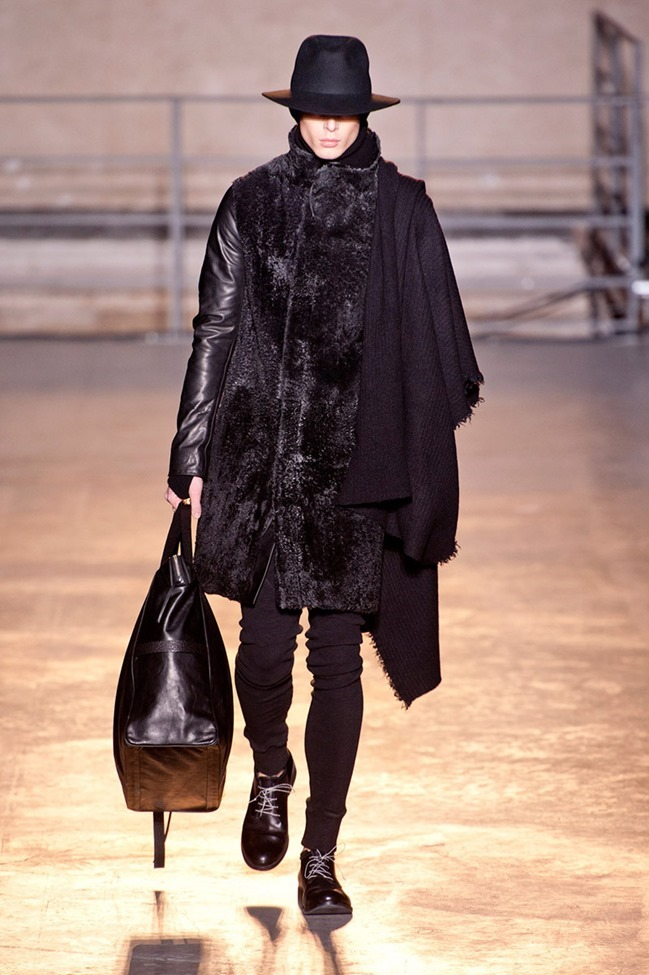 PARIS FASHION WEEK Boris Bidjan Saberi Menswear Fall 2014. www.imageamplified.com, Image Amplified (17)