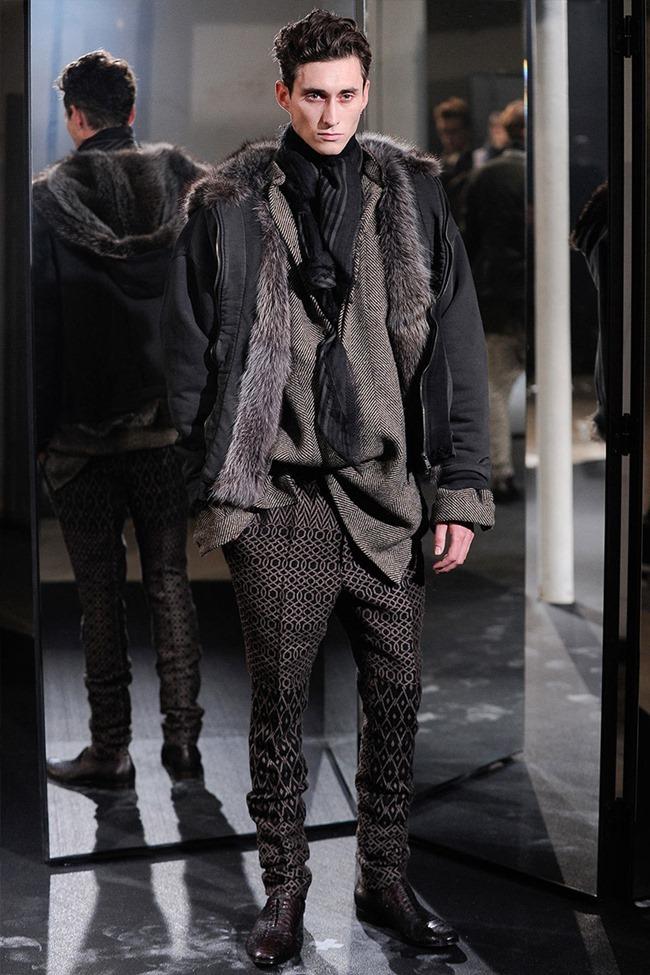 PARIS FASHION WEEK haider Ackermann Menswear Fall 2014. www.imageamplified.com, Image Amplified (7)