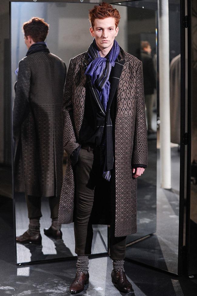 PARIS FASHION WEEK haider Ackermann Menswear Fall 2014. www.imageamplified.com, Image Amplified (8)