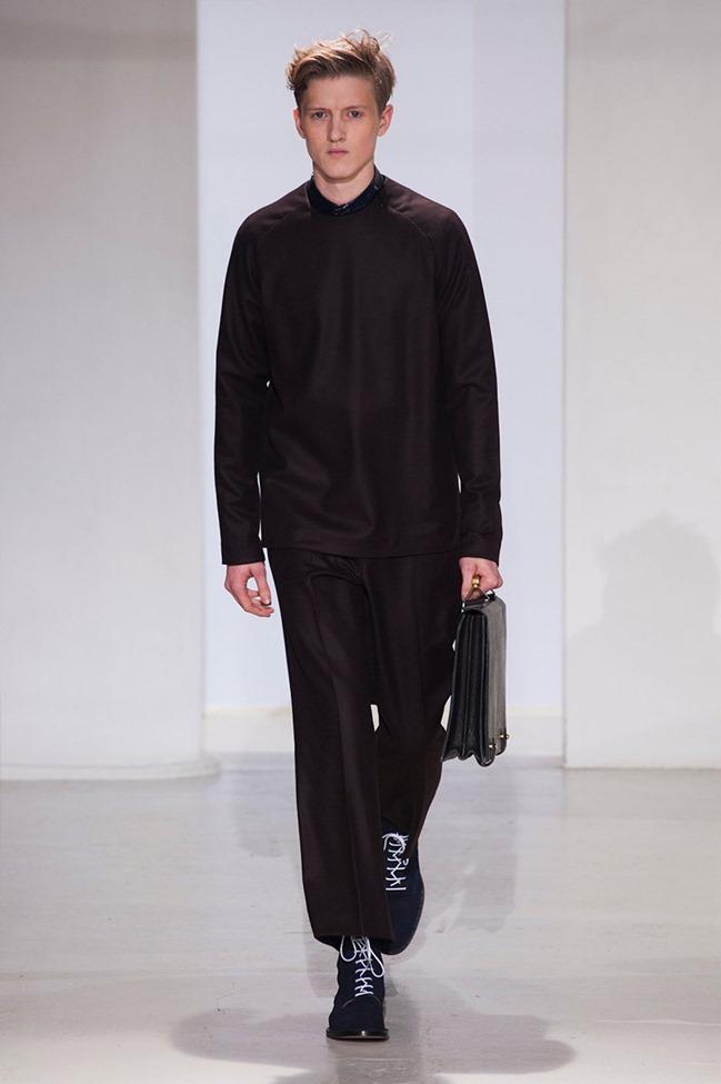 PARIS FASHION WEEK John Lawrence Sullivan Menswear Fall 2014. www.imageamplified.com, Image Amplified (55)