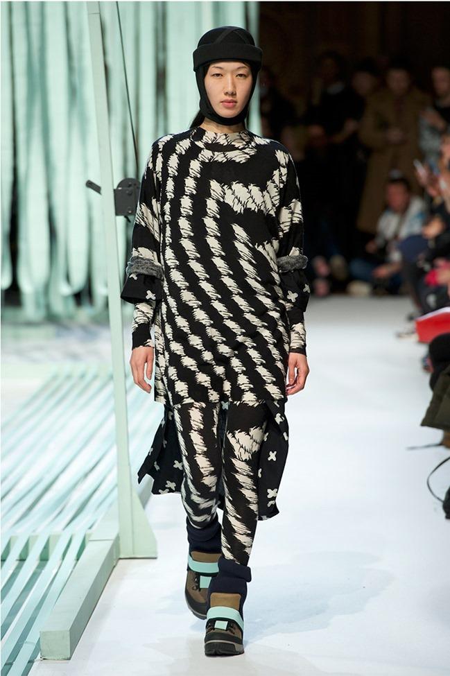 PARIS FASHION WEEK Henrik Vibskov Menswear Fall 2014. www.imageamplified.com, Image Amplified (1)