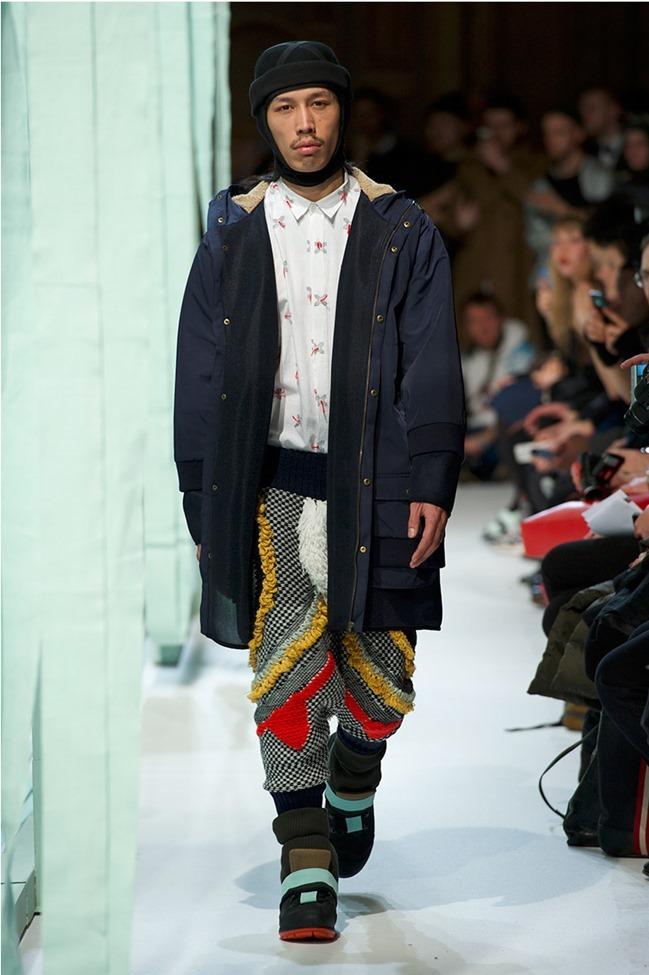 PARIS FASHION WEEK Henrik Vibskov Menswear Fall 2014. www.imageamplified.com, Image Amplified (3)