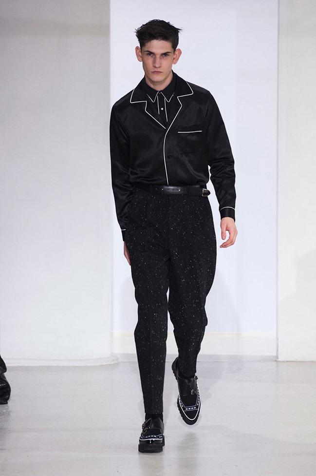 PARIS FASHION WEEK John Lawrence Sullivan Menswear Fall 2014. www.imageamplified.com, Image Amplified (61)