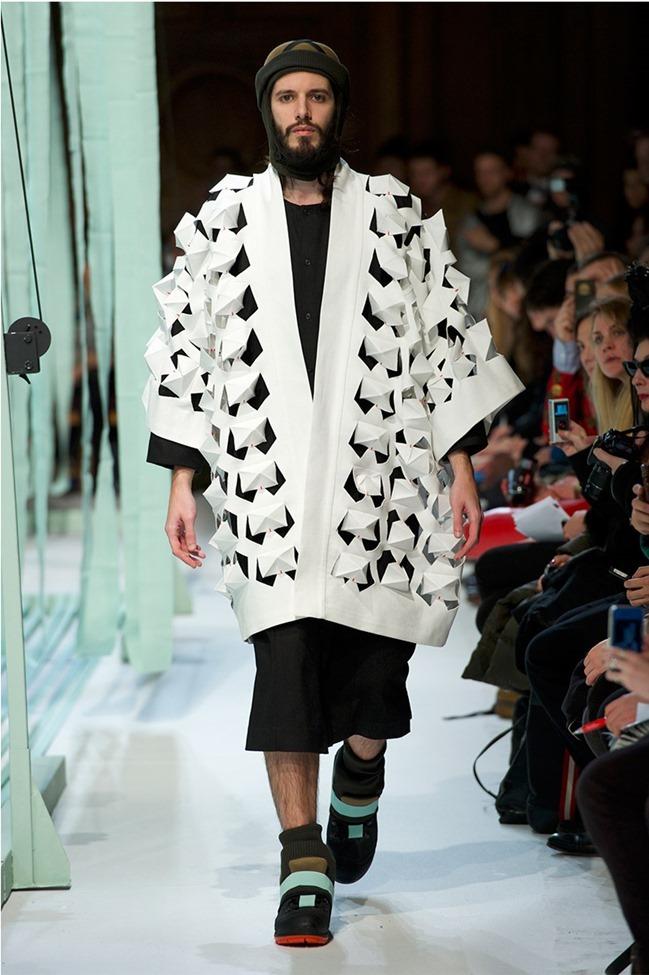 PARIS FASHION WEEK Henrik Vibskov Menswear Fall 2014. www.imageamplified.com, Image Amplified (6)