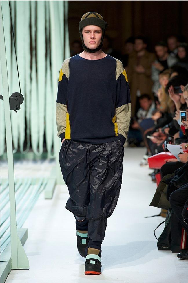 PARIS FASHION WEEK Henrik Vibskov Menswear Fall 2014. www.imageamplified.com, Image Amplified (7)