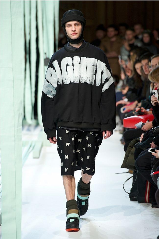 PARIS FASHION WEEK Henrik Vibskov Menswear Fall 2014. www.imageamplified.com, Image Amplified (19)