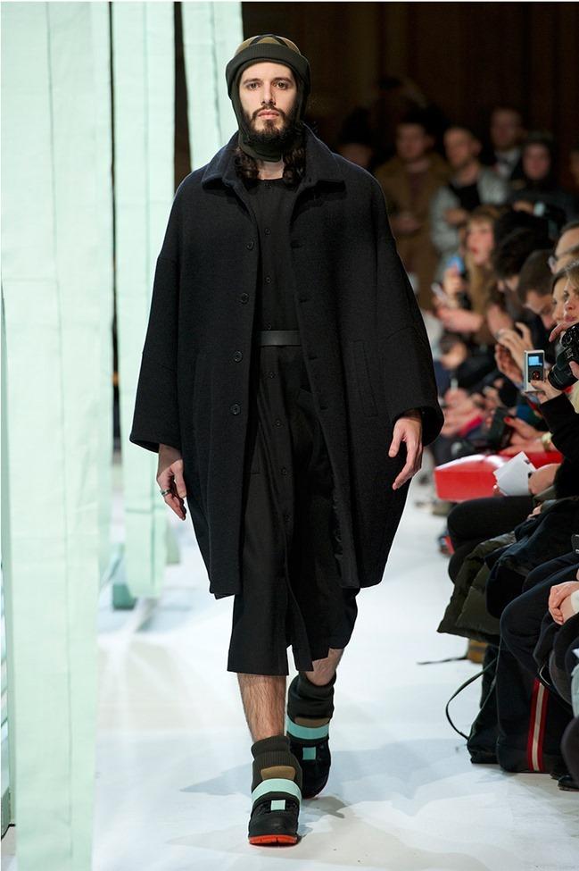 PARIS FASHION WEEK Henrik Vibskov Menswear Fall 2014. www.imageamplified.com, Image Amplified (25)