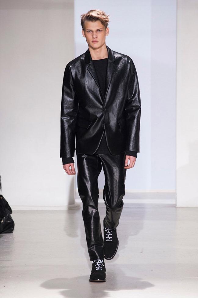 PARIS FASHION WEEK John Lawrence Sullivan Menswear Fall 2014. www.imageamplified.com, Image Amplified (45)