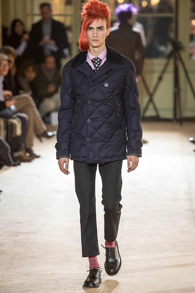 PARIS FASHION WEEK Junya Watanabe Menswear Fall 2014. www.imageamplified.com, Image Amplified (31)