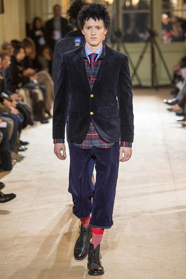PARIS FASHION WEEK Junya Watanabe Menswear Fall 2014. www.imageamplified.com, Image Amplified (32)