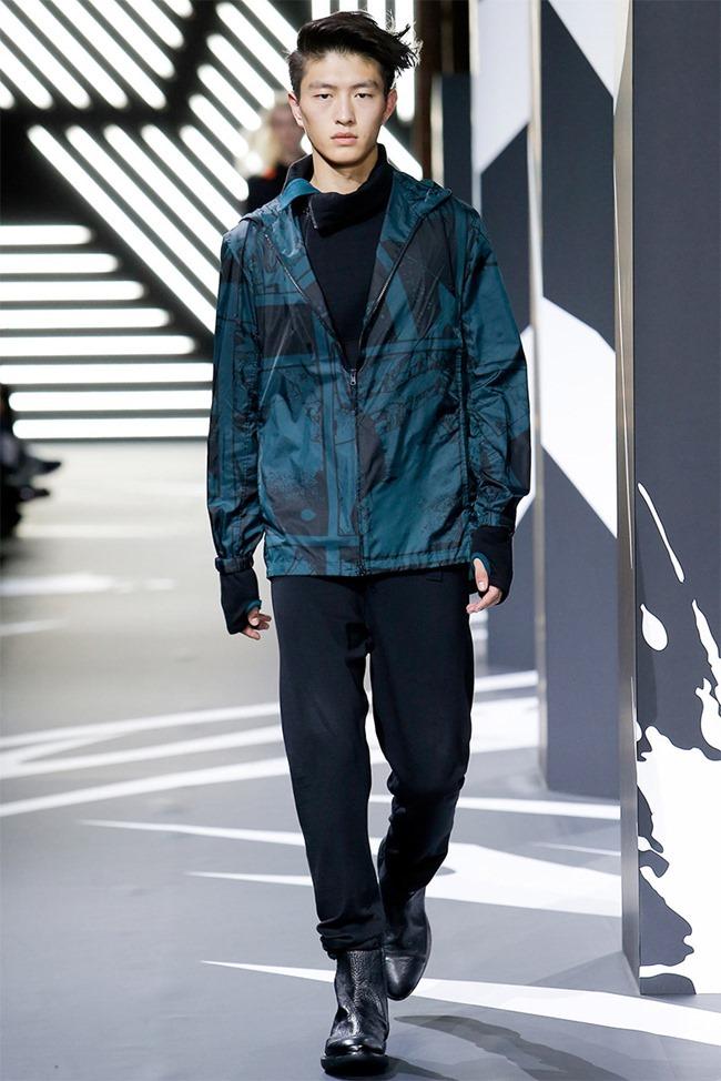 PARIS FASHION WEEK Y-3 Menswear Fall 2014. www.imageamplified.com, Image Amplified (2)