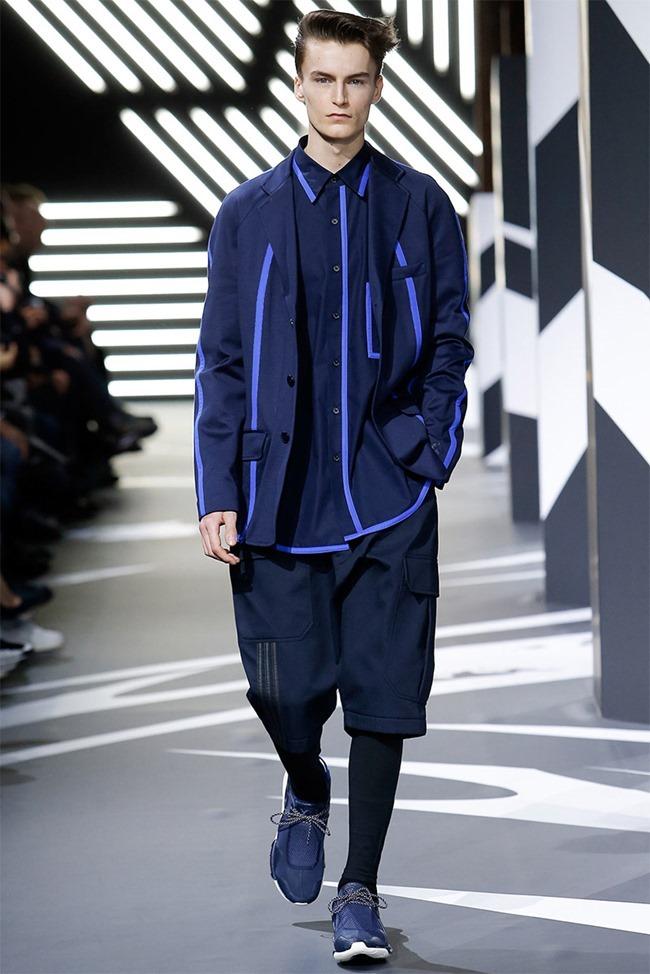 PARIS FASHION WEEK Y-3 Menswear Fall 2014. www.imageamplified.com, Image Amplified (5)