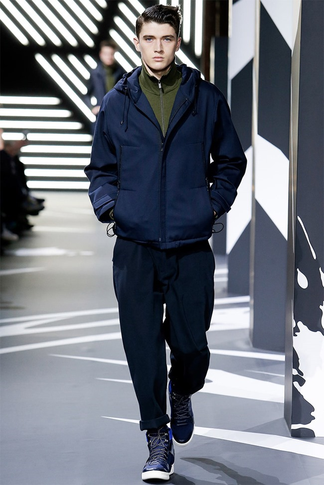 PARIS FASHION WEEK Y-3 Menswear Fall 2014. www.imageamplified.com, Image Amplified (11)