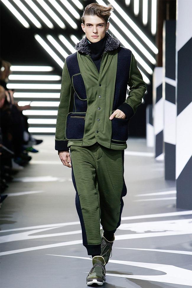 PARIS FASHION WEEK Y-3 Menswear Fall 2014. www.imageamplified.com, Image Amplified (15)