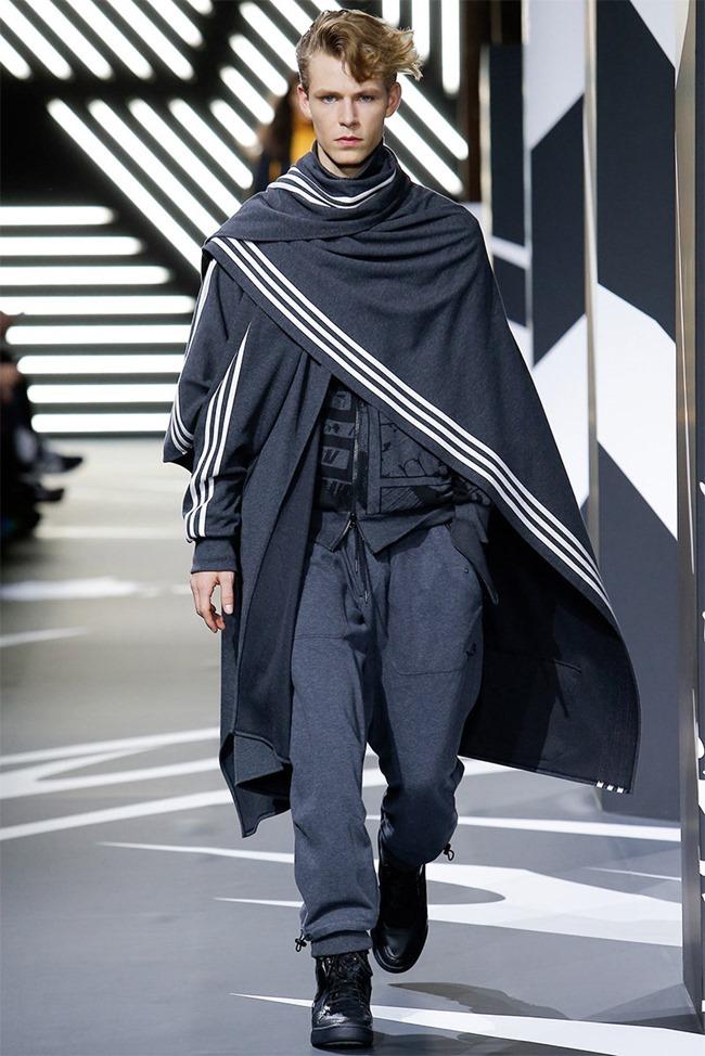 PARIS FASHION WEEK Y-3 Menswear Fall 2014. www.imageamplified.com, Image Amplified (25)