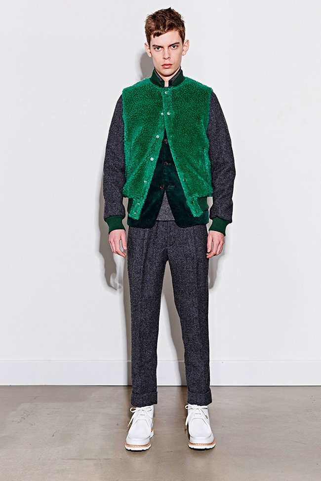 PARIS FASHION WEEK Sacai Menswear Fall 2014. www.imageamplified.com, Image Amplified (4)