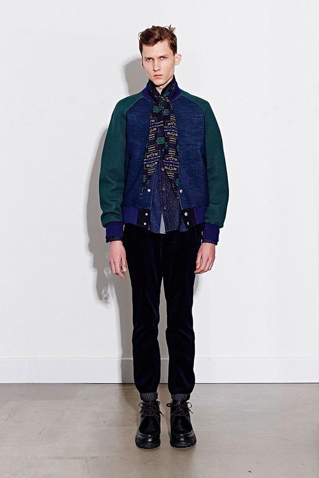 PARIS FASHION WEEK Sacai Menswear Fall 2014. www.imageamplified.com, Image Amplified (8)