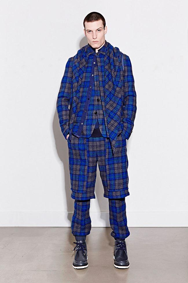 PARIS FASHION WEEK Sacai Menswear Fall 2014. www.imageamplified.com, Image Amplified (10)
