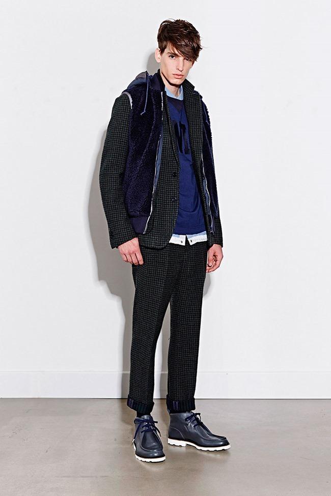 PARIS FASHION WEEK Sacai Menswear Fall 2014. www.imageamplified.com, Image Amplified (17)