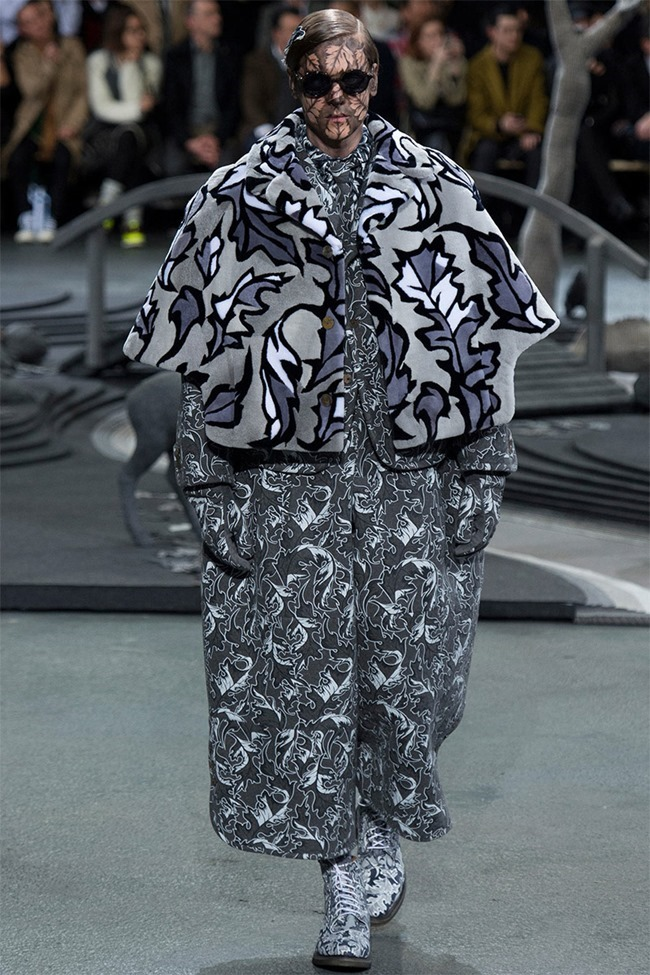 PARIS FASHION WEEK Thom Browne Fall 2014. www.imageamplified.com, Image Amplified (33)