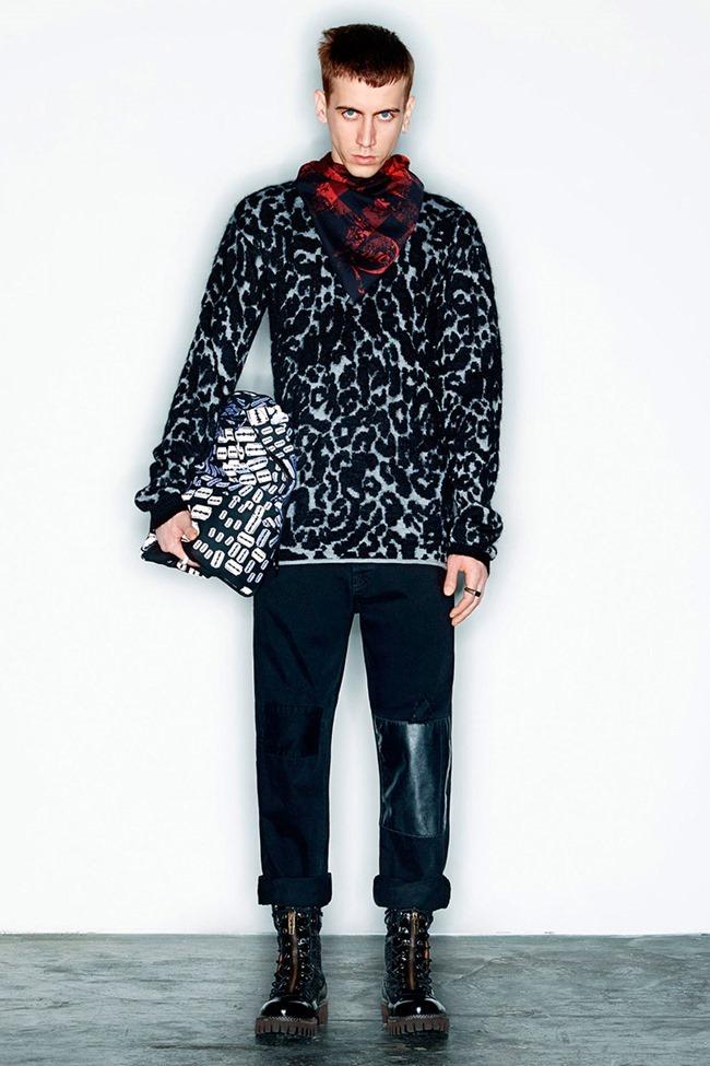 PARIS FASHION WEEK McQ Menswear Fall 2014. www.imageamplified.com, Image Amplified (8)