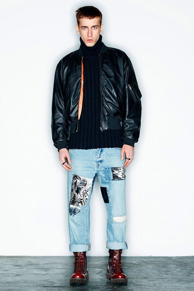 PARIS FASHION WEEK McQ Menswear Fall 2014. www.imageamplified.com, Image Amplified (10)