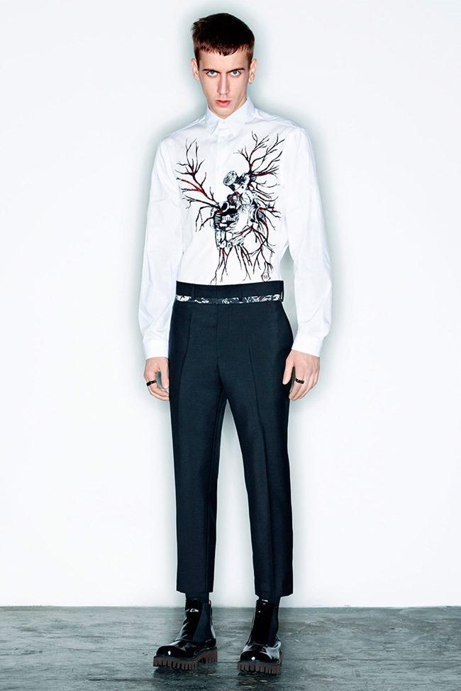 PARIS FASHION WEEK McQ Menswear Fall 2014. www.imageamplified.com, Image Amplified (15)