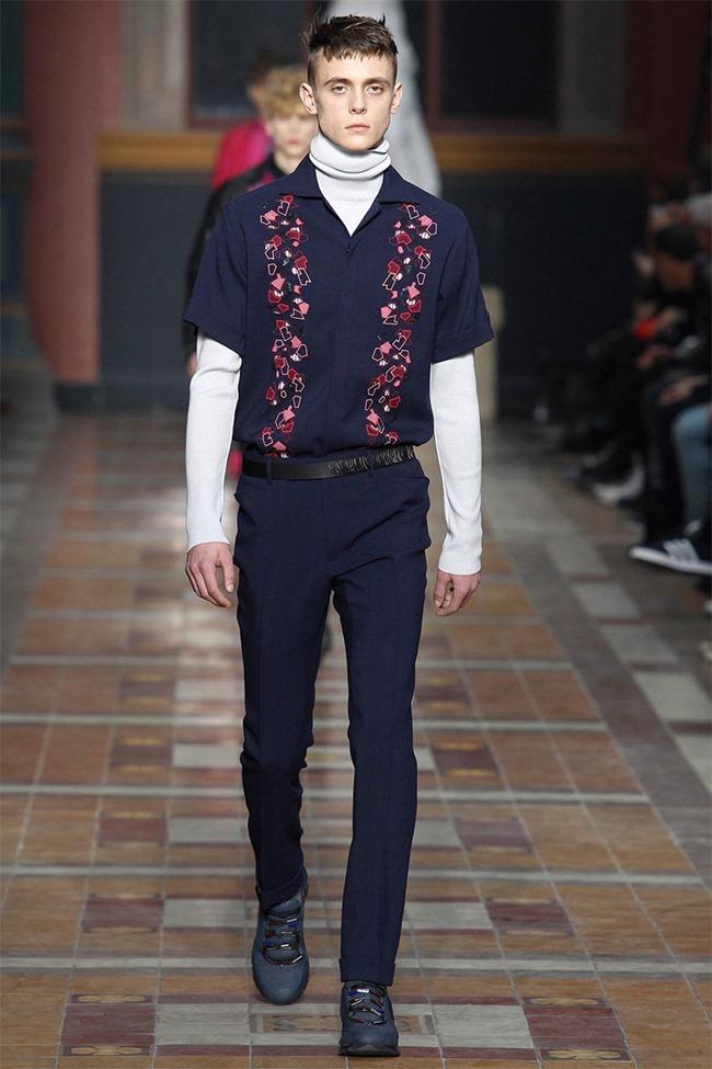 PARIS FASHION WEEK Lanvin Menswear Fall 2014. www.imageamplified.com, Image Amplified (43)