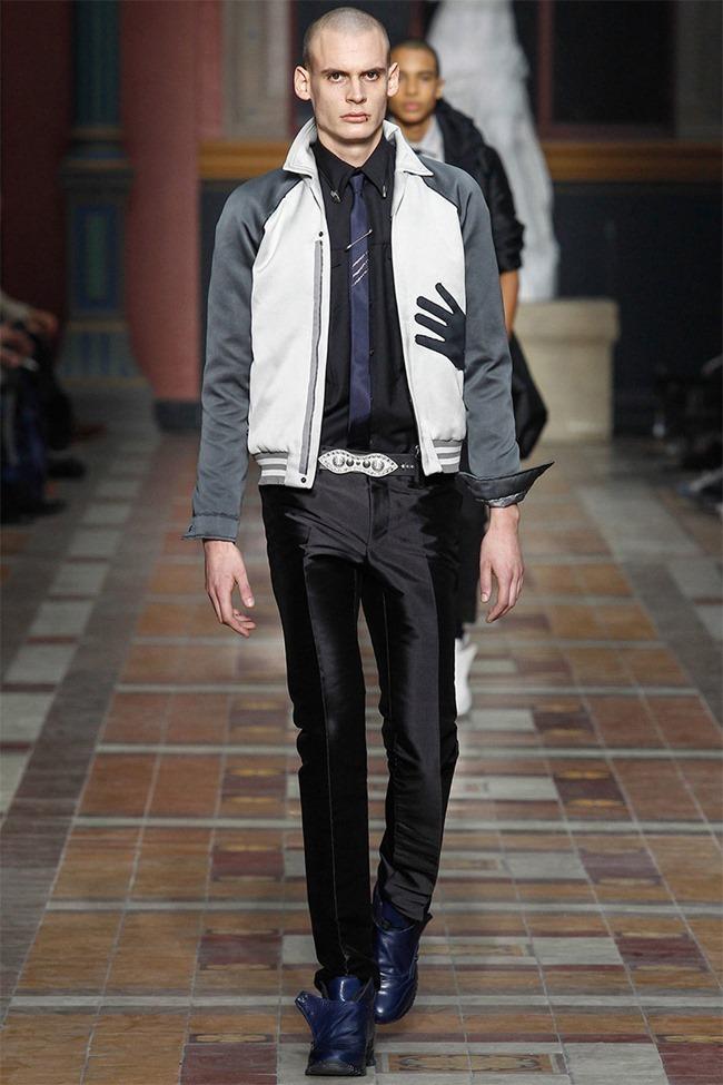 PARIS FASHION WEEK Lanvin Menswear Fall 2014. www.imageamplified.com, Image Amplified (1)