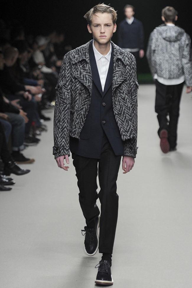 PARIS FASHION WEEK Kris Van Assche Menswear Fall 2014. www.imageamplified.com, Image Amplified (21)