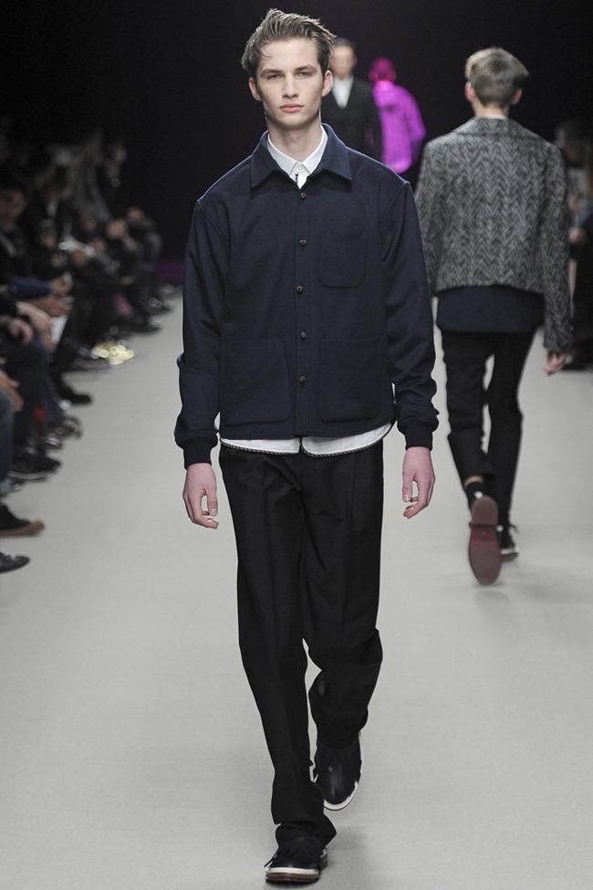 PARIS FASHION WEEK Kris Van Assche Menswear Fall 2014. www.imageamplified.com, Image Amplified (22)