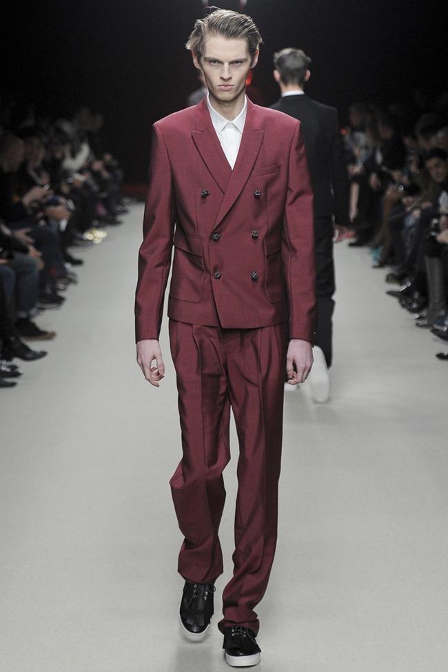 PARIS FASHION WEEK Kris Van Assche Menswear Fall 2014. www.imageamplified.com, Image Amplified (24)