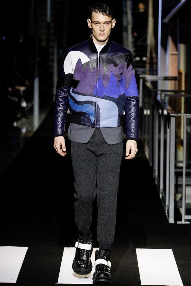 PARIS FASHION WEEK Kenzo Menswear Fall 2014. www.imageamplified.com, Image Amplified (9)