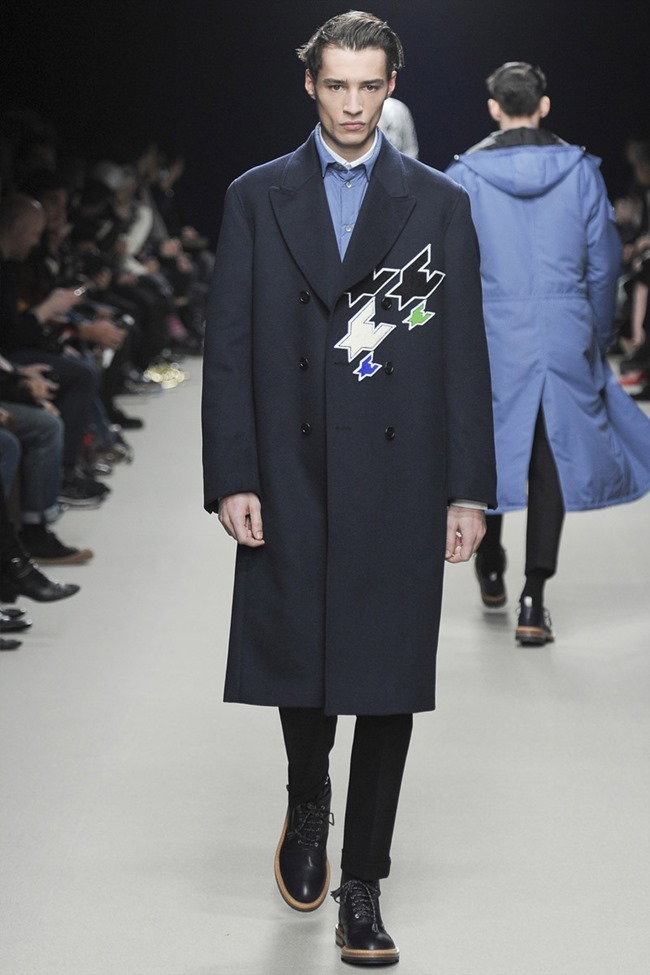 PARIS FASHION WEEK Kris Van Assche Menswear Fall 2014. www.imageamplified.com, Image Amplified (27)