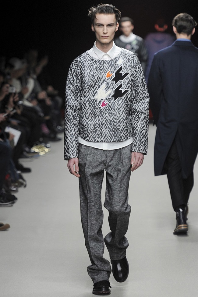 PARIS FASHION WEEK Kris Van Assche Menswear Fall 2014. www.imageamplified.com, Image Amplified (28)