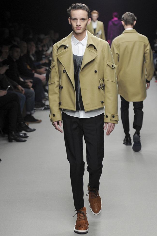 PARIS FASHION WEEK Kris Van Assche Menswear Fall 2014. www.imageamplified.com, Image Amplified (33)