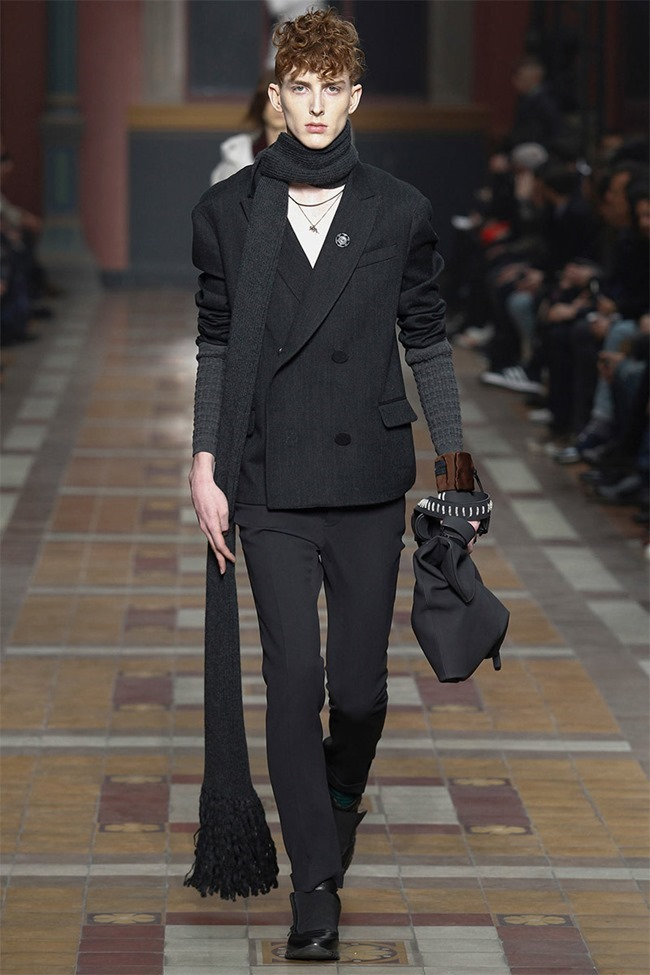 PARIS FASHION WEEK Lanvin Menswear Fall 2014. www.imageamplified.com, Image Amplified (18)