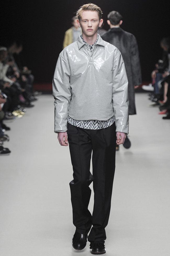 PARIS FASHION WEEK Kris Van Assche Menswear Fall 2014. www.imageamplified.com, Image Amplified (5)