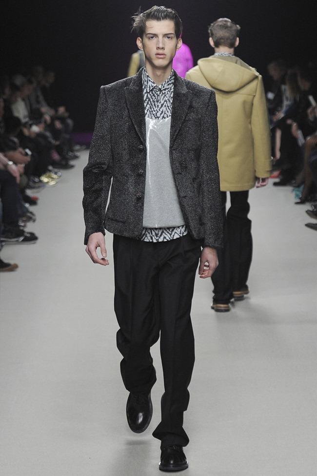 PARIS FASHION WEEK Kris Van Assche Menswear Fall 2014. www.imageamplified.com, Image Amplified (7)