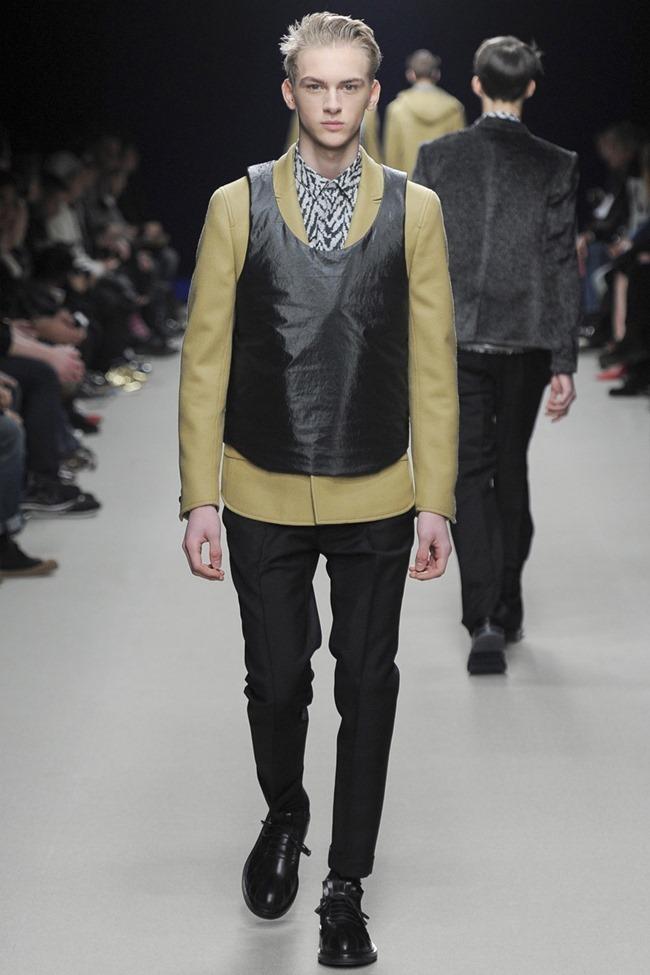 PARIS FASHION WEEK Kris Van Assche Menswear Fall 2014. www.imageamplified.com, Image Amplified (8)