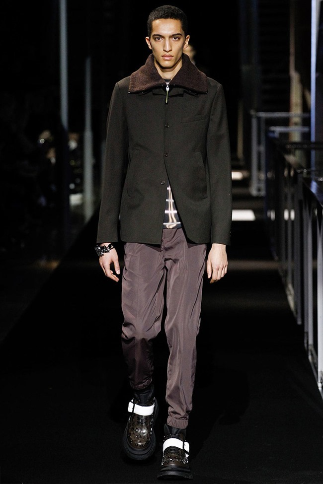 PARIS FASHION WEEK Kenzo Menswear Fall 2014. www.imageamplified.com, Image Amplified (22)