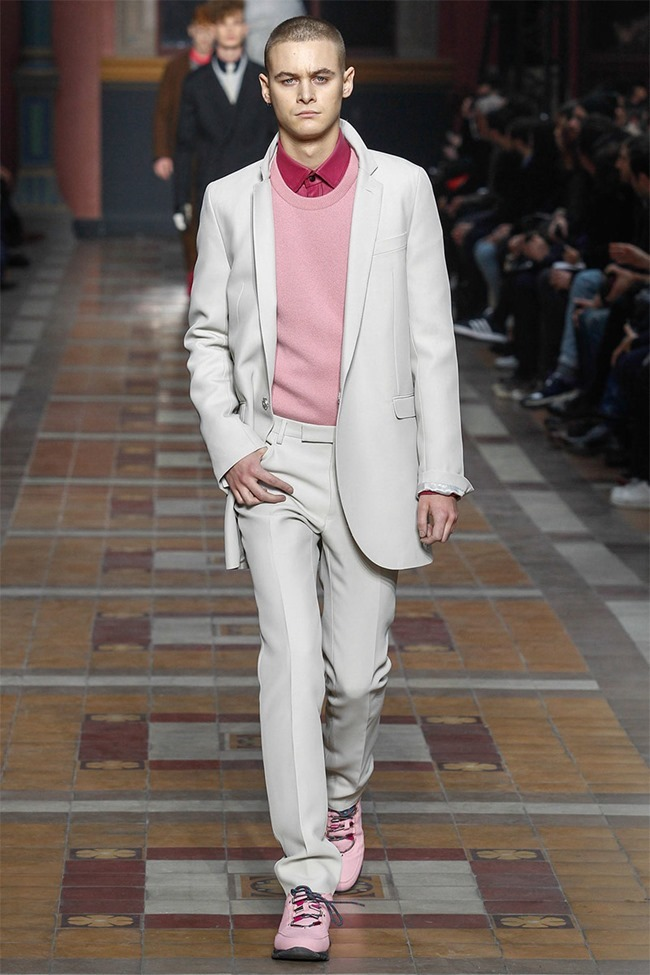 PARIS FASHION WEEK Lanvin Menswear Fall 2014. www.imageamplified.com, Image Amplified (30)