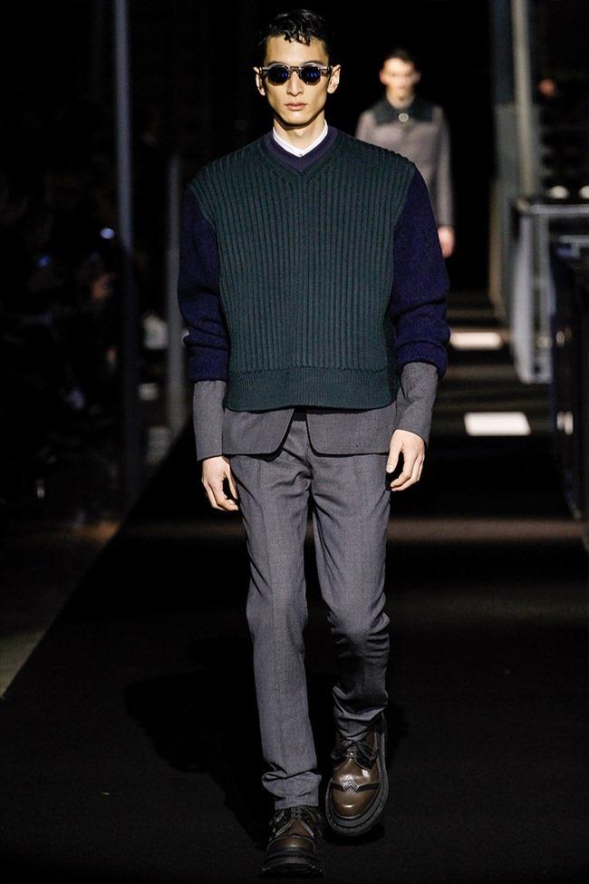 PARIS FASHION WEEK Kenzo Menswear Fall 2014. www.imageamplified.com, Image Amplified (33)