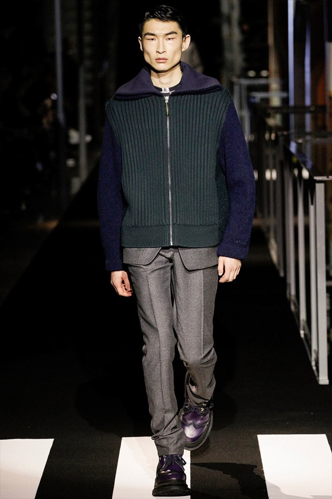 PARIS FASHION WEEK Kenzo Menswear Fall 2014. www.imageamplified.com, Image Amplified (35)