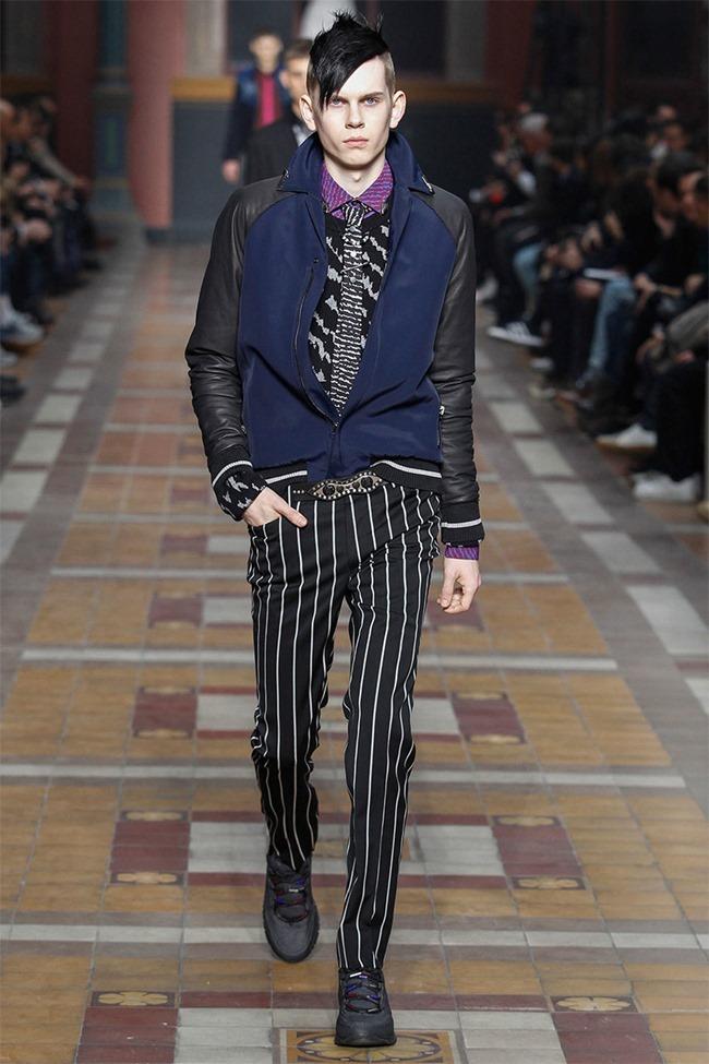 PARIS FASHION WEEK Lanvin Menswear Fall 2014. www.imageamplified.com, Image Amplified (39)