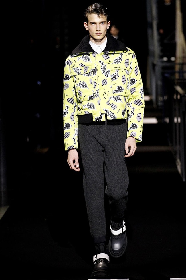 PARIS FASHION WEEK Kenzo Menswear Fall 2014. www.imageamplified.com, Image Amplified (39)