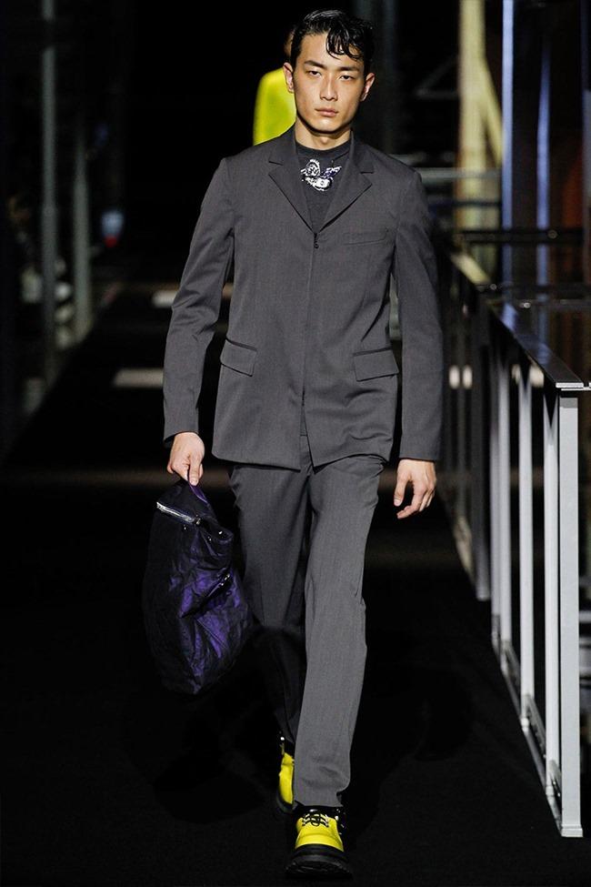 PARIS FASHION WEEK Kenzo Menswear Fall 2014. www.imageamplified.com, Image Amplified (42)